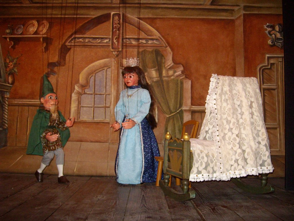 Rumpelstielzchen Marionettentheater